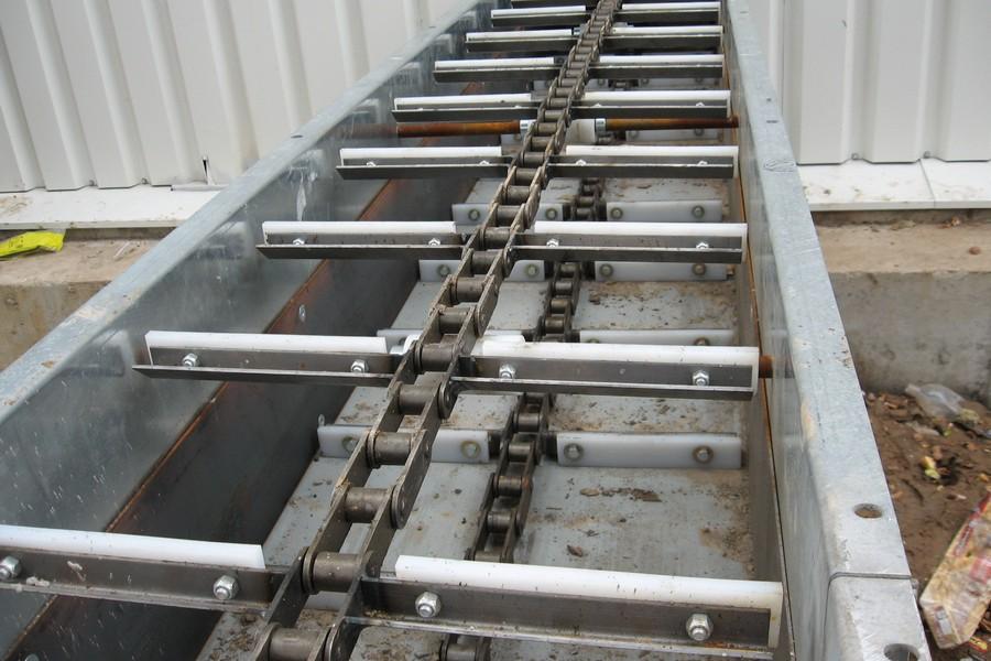 Ремонт скребкового транспортера элеватор вертикальный ленточный ковшовый
