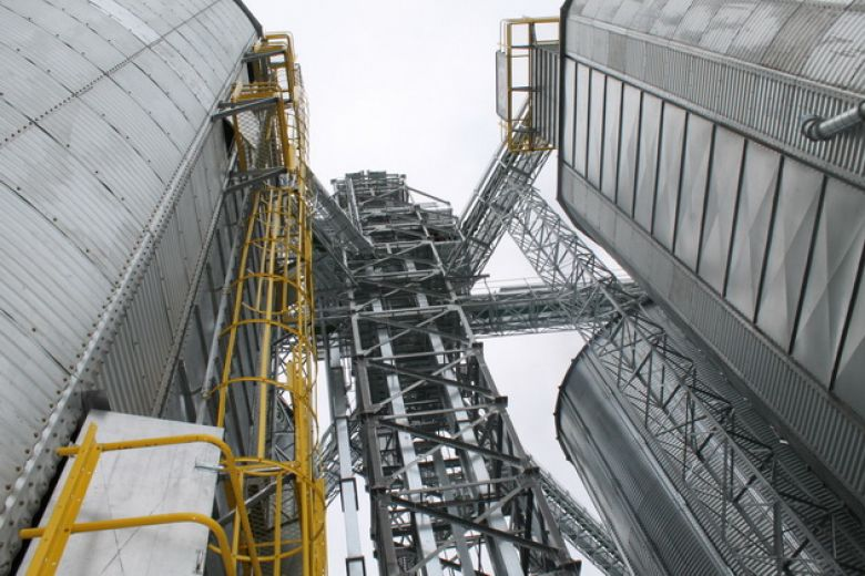 Рабочая башня элеватора бу запчасти для т4 транспортер