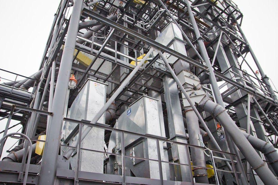 Рабочая башня элеватора автомобили с пробегом транспортер