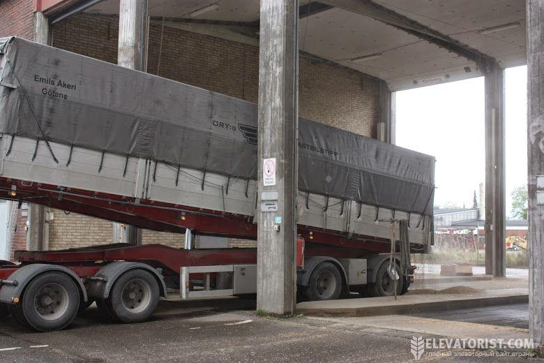 Постройка элеватора шнековый транспортер для зерна купить