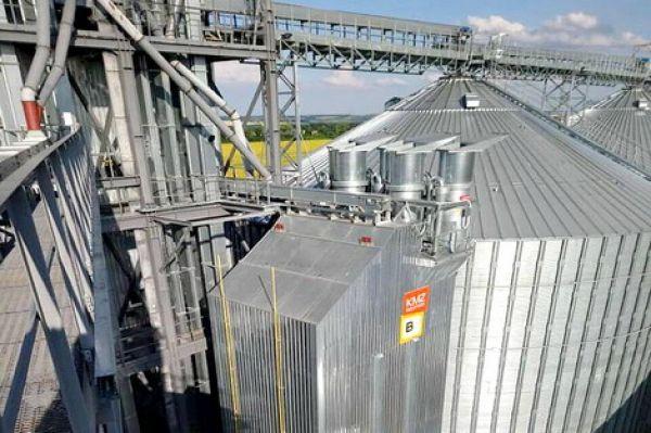 Переработка зерна на элеваторе ленточные конвейеры для подачи угля
