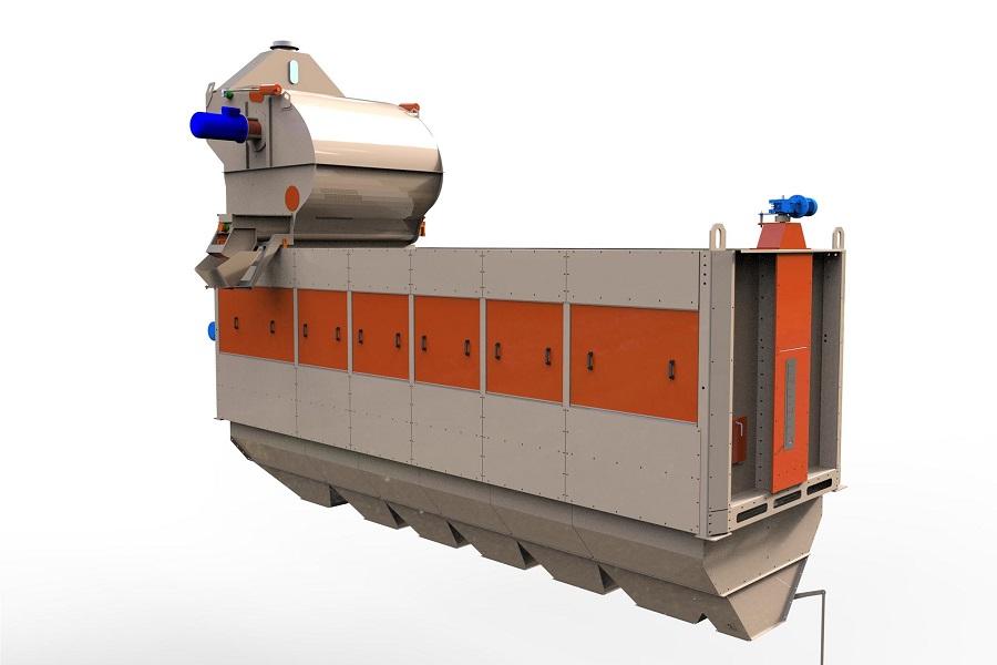 Элеватор сепаратор радиатор печки транспортер