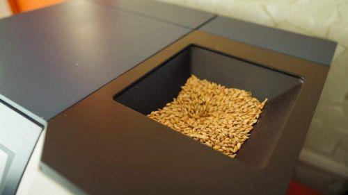 контроль качества зерна на элеваторах
