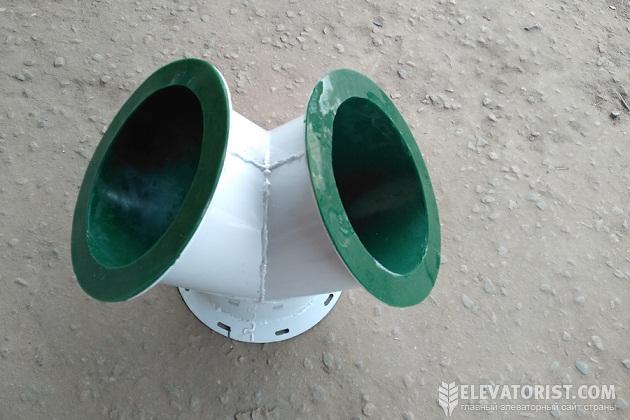 Полиуретан в элеваторах шагающая лапка верхний транспортер 5мм