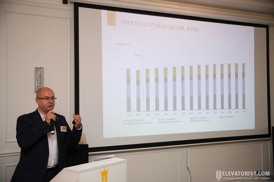 Виталий Галич, коммерческий директор «Зерновая Столица» о целесообразности дальнейшего строительства элеваторов