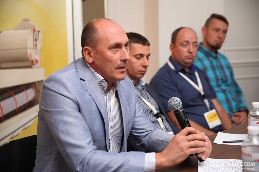 Юрий Люшня, директор инжинирингового департамента «Вариант Агро Строй»
