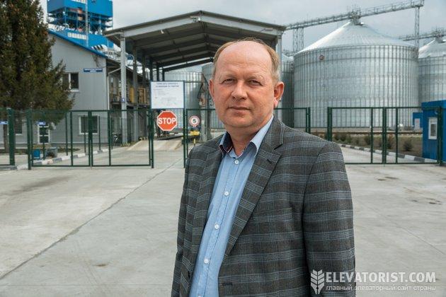 """Сергей Прокопов, директор """"Семеновского элеватора"""""""