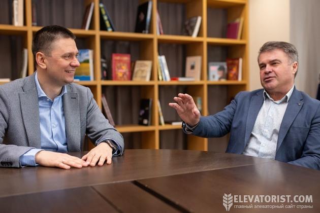 Алексей Веровчук и Виктор Сидоренко