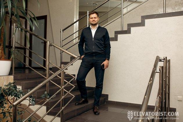 Борис Рыбачук, заместитель генерального директора по развитию KMZ Industries