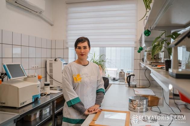 Ирина Леонова, начальник ПТЛ