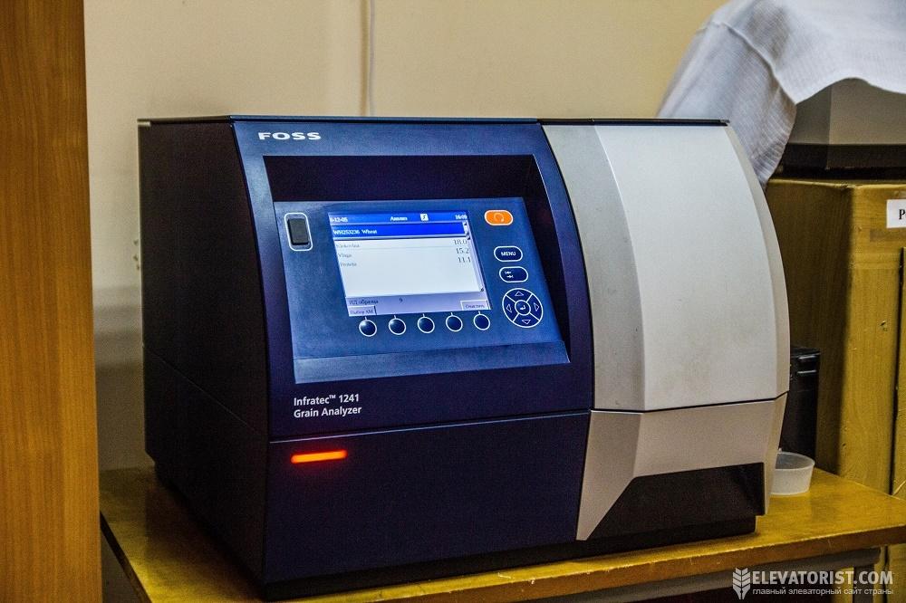 Оборудование в лаборатории