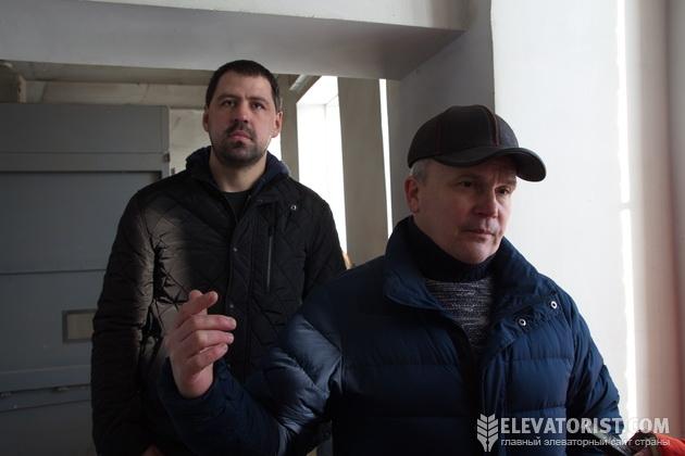 Сергей Шумихин и Александр Житовоз