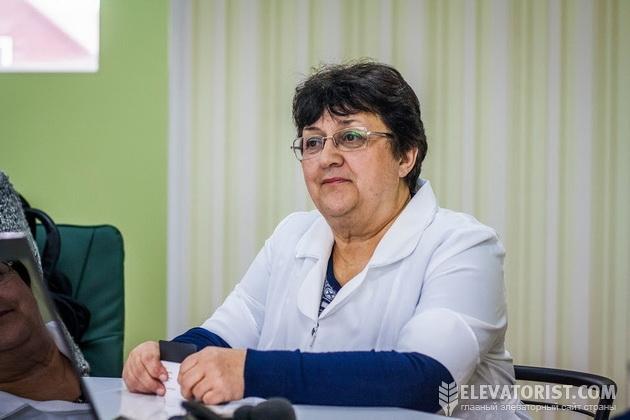 Наталья Пархомова