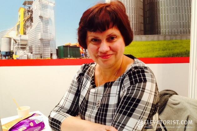 Лариса Горбенко, зам директора Лубнымаш