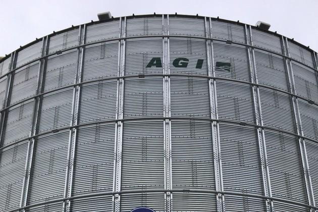 Силос AGI