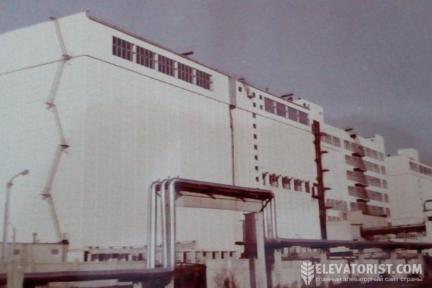 Элеватор в Борисполе