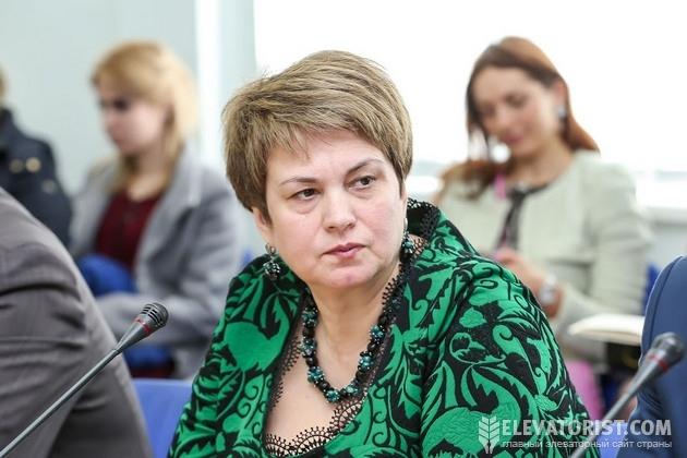 Наталья Тоцкая