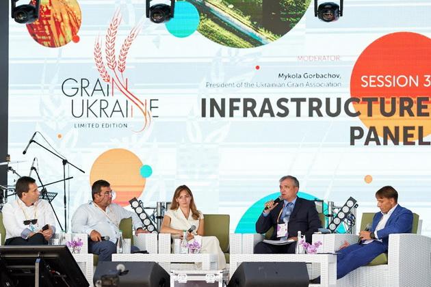 Инфраструктурная панель конференции