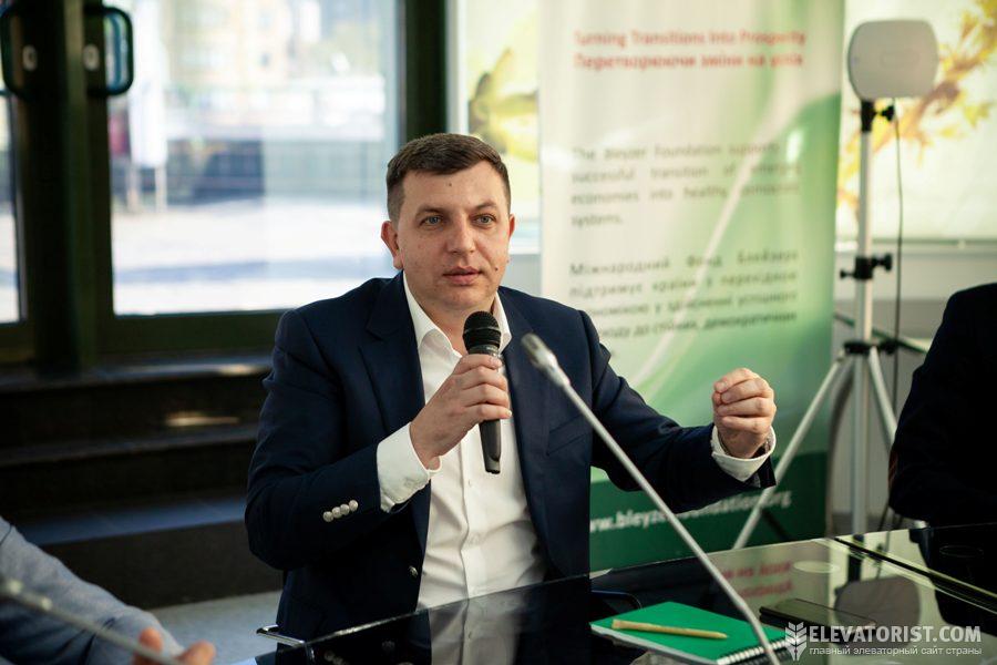 Директор «Вариант Агро Строй» Алексей Грушко
