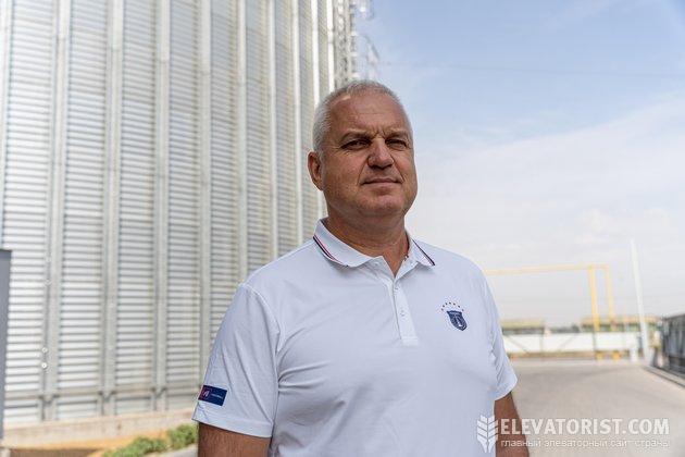 Директор припортового терминала Деметра Андрей Федянин