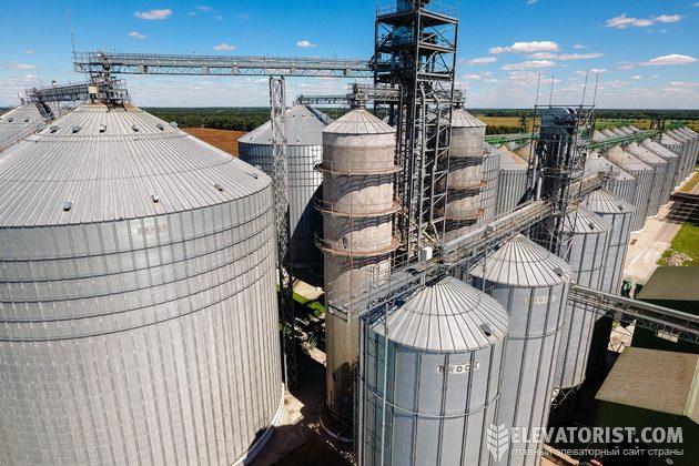Башенные зерносушилки на Элеватор-Агро компании Агрейн