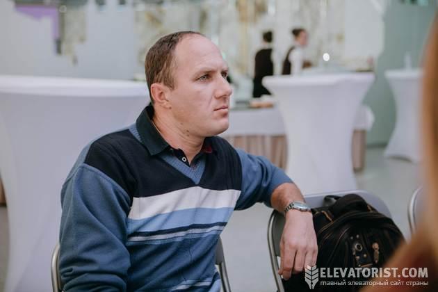 Аппаратчик обработки зерна на сушильном оборудовании «Агротерминал Констракшин» Олег Лебедь