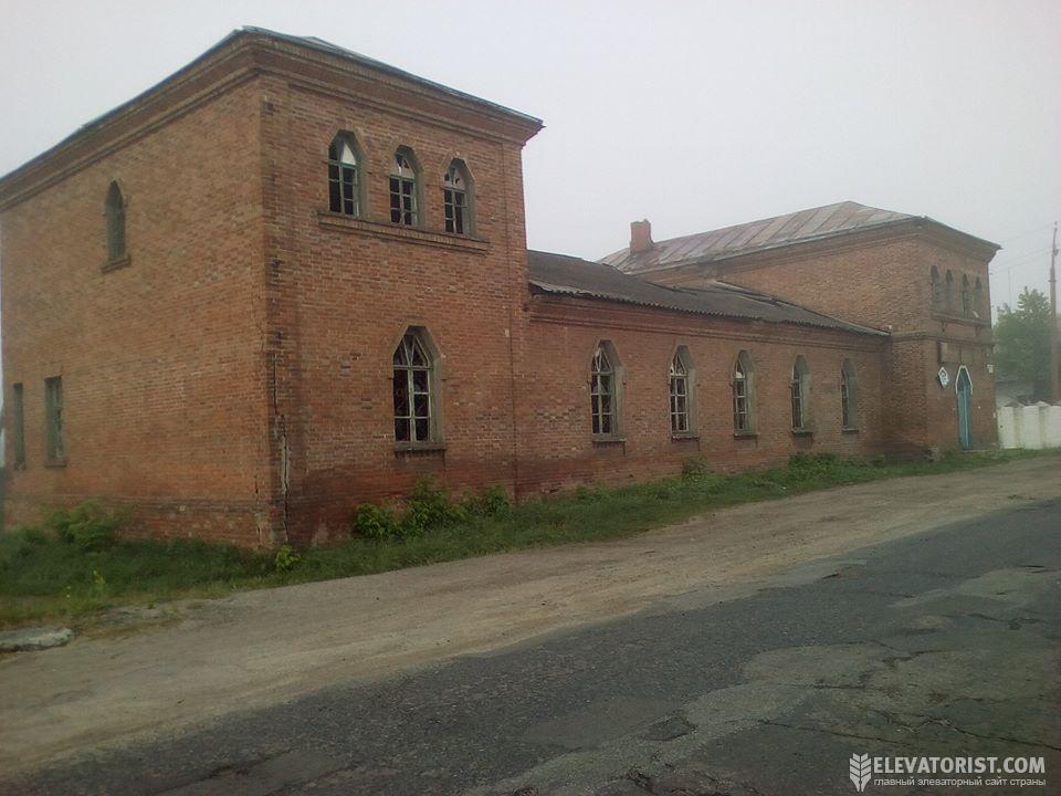 Паровая мельница в с. Руденкивка, фото Юрий Котсегуб