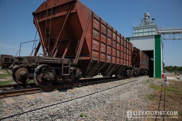 На БПБ можно грузить и взвешивать вагоны одновременно — весы это позволяют