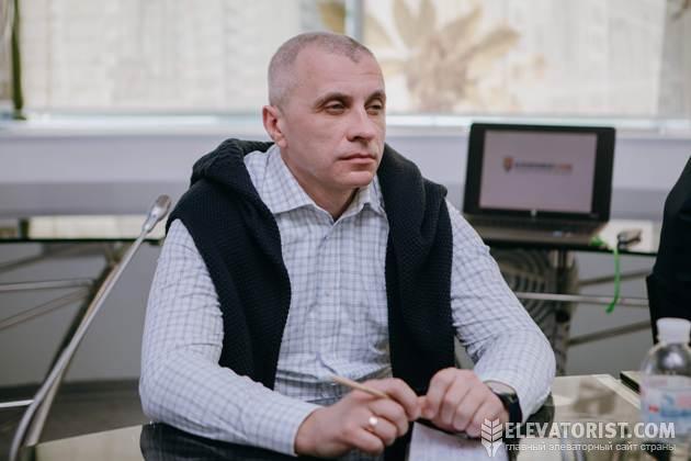 Директор УНИ перерабатывающих и пищевых производств  ХНТУСХ Вадим Бредихин