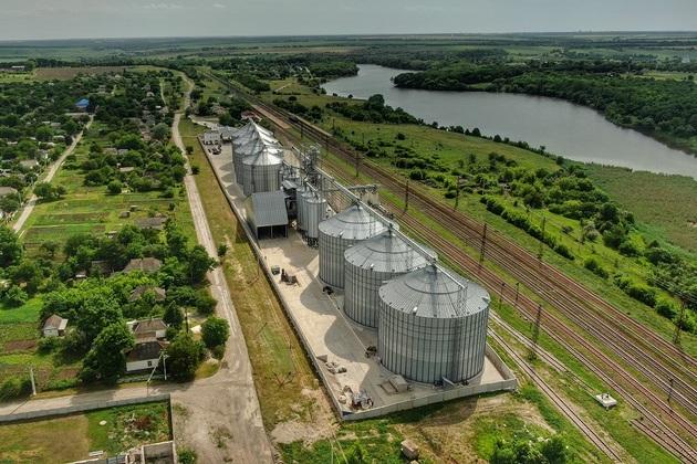 Элеватор «Зерно-Агро» в Днепропетровской области компании Kadorr Agro Group