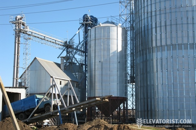 Приемка зерна