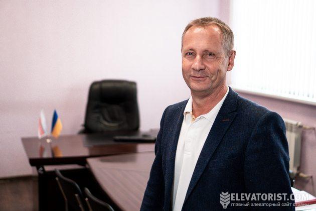 """Леонид Куклин, исполнительный директор """"Югэлеватора"""""""