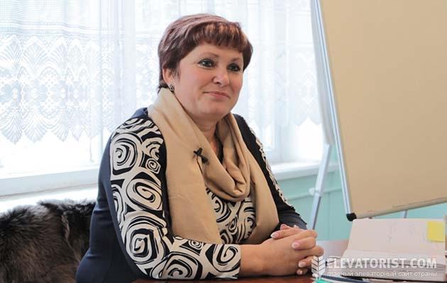 Светлана Чумаш