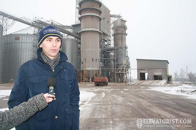 Виталий Фицык, представитель ТОРНУМ