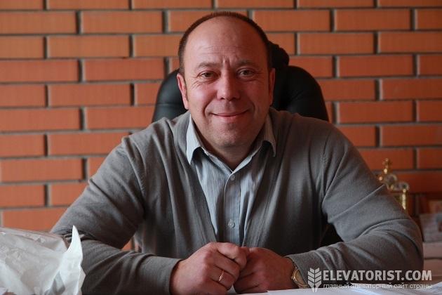 Василий Музычук, заместитель директора компании «Волынь-зерно-продукт»