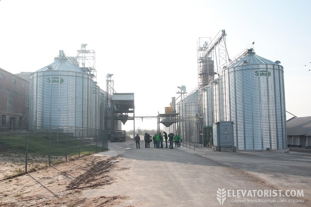 Элеватор «Волынь-зерно-продукт»