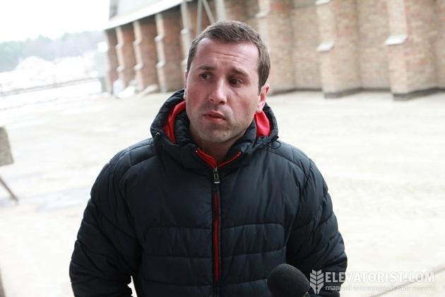 Александр Попов, главный инженер «Волынь-зерно-продукт»