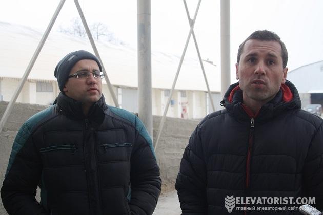Михаил Мельник и Александр Попов