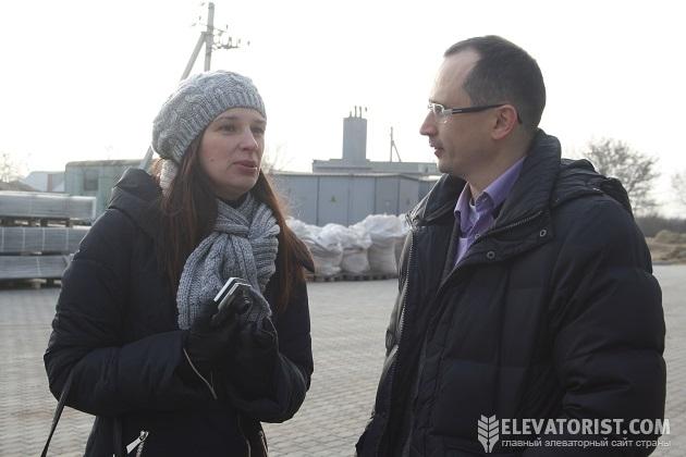 Татьяна Шермолович, начальник отдела корпоративного бизнеса ПАО «Креди Агриколь Банк» в г. Луцк