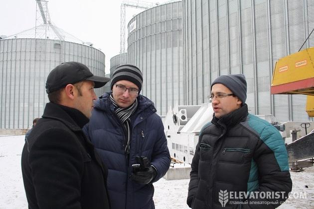 У Михаила Мельника много вопросов к директору элеватора
