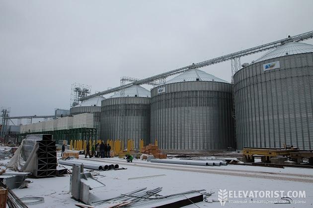 Элеватор Винницкой АПГ