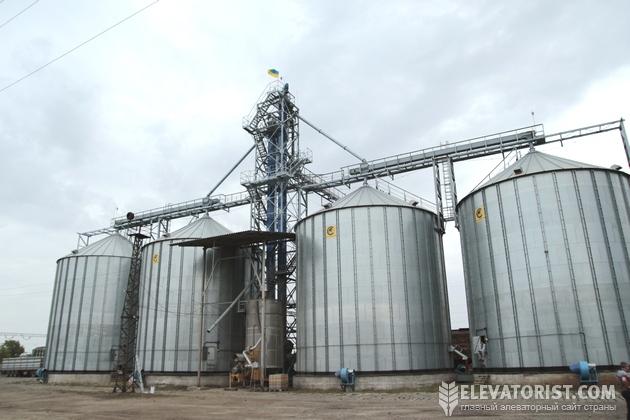 Элеватор Купянск Агро Инвест