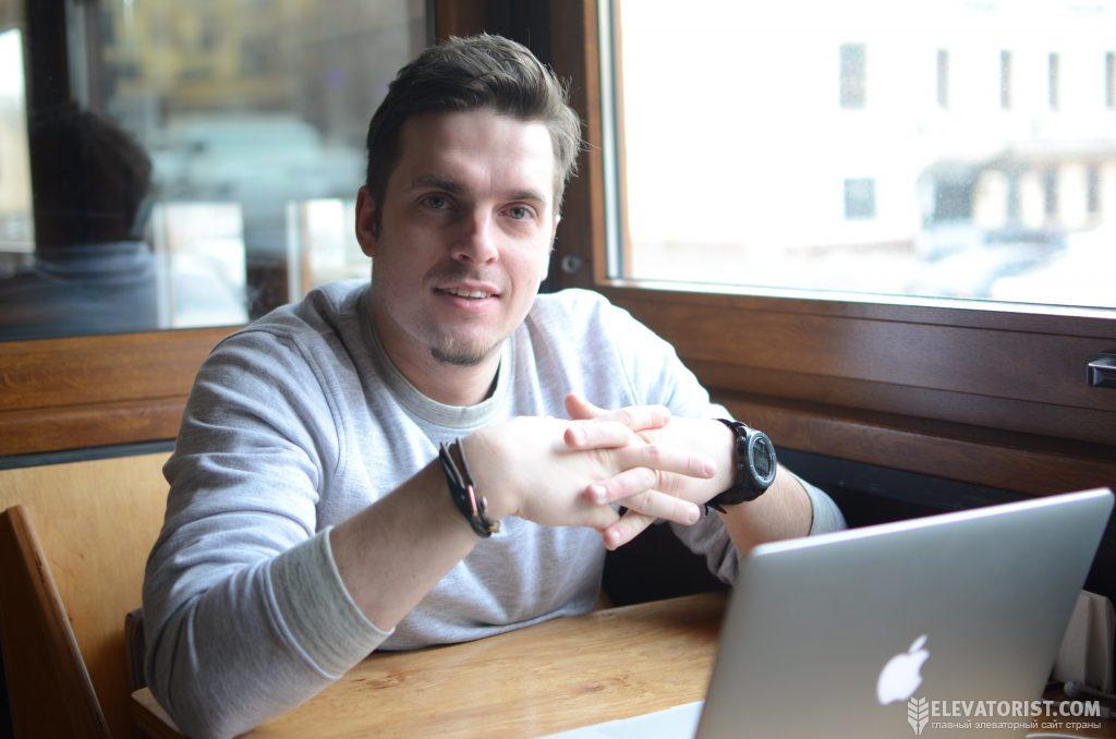 Дмитрий Михальчук, основатель и CEO GrainTrack