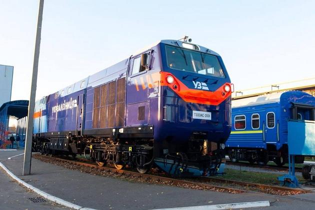 Новый локомотив