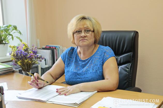 Лидия Павленко