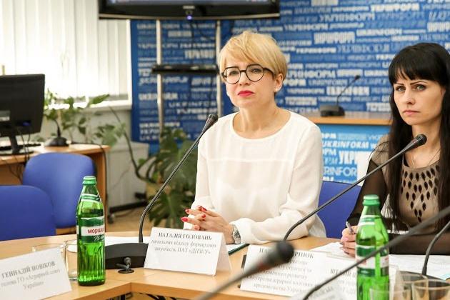 Наталья Головань