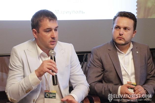 Павел Плотников и Антон Шапран