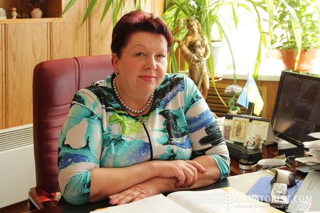 Ирина Николаевна Пазий