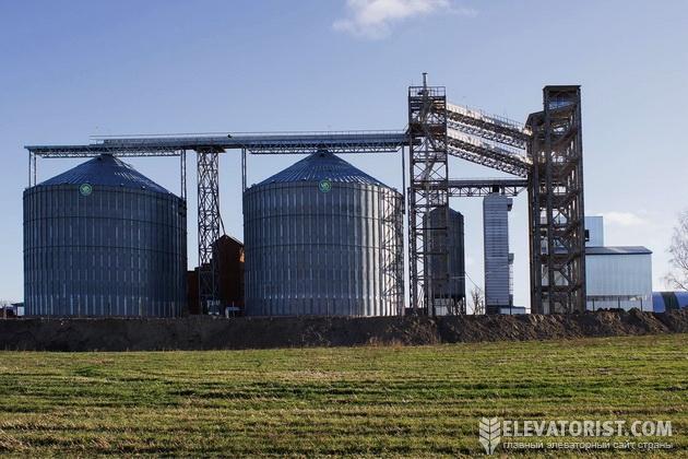 Элеваторное оборудование «Вариант Агро Строй» установлено на более чем 80 зернохранилищах Украины