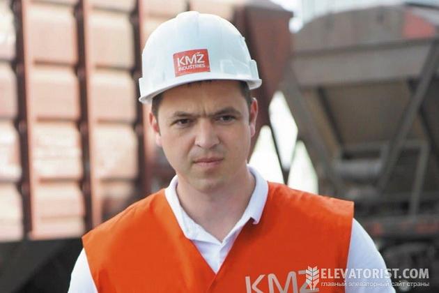 Коммерческий директор KMZ Industries Александр Небесский